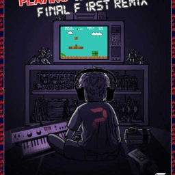 Cover of track djmike - Playing With Power (Final F1rst Remix) by Final F1rst