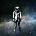 Cover of track Cosmonaut by T-859