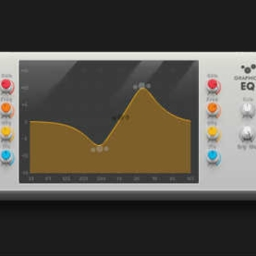 Cover of track Graphic EQ by audiotool