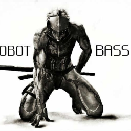 Cover of track Robot Bass by [xero]