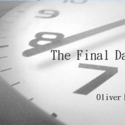Cover of track The Final Days by Oliver Mime