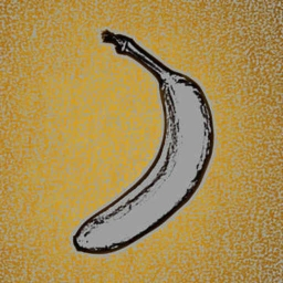 Cover of track Banana Dance by zoeronen
