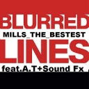 Cover of track Blurred Lines Changed by mills_the_best