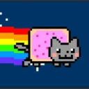 Cover of track Noid & TripeX - Nyan Cat by justkingdion