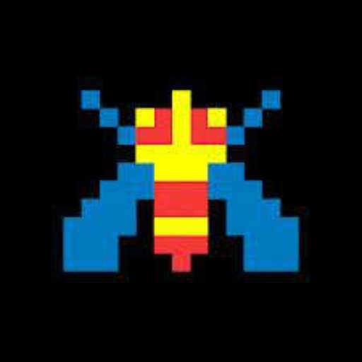 the gallery for gt galaga enemy sprites