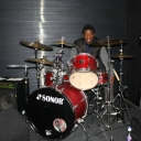 Cover of track just drums by jeremiah m