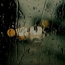 Cover of track rain by sumad