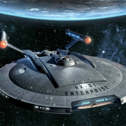 Cover of track StarShips of Enterprise by Maxd91239