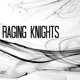 Cover of track Raging Knights by SWELLS