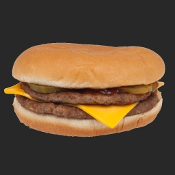 Cover of track Dubble Techno Cheeseburger by Inavon