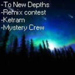 Cover of track To New Depths (Mystery Crew remix) by MysteryCrew