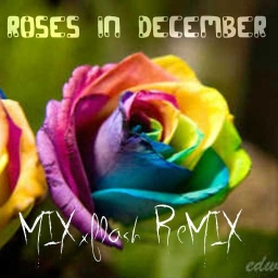 Cover of track Roses In December (MIXxflash Remix) by Mixxflash