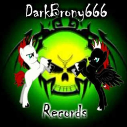 Cover of track Dark Side: DarkBrony666 Remix by DarkBrony666