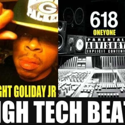 Cover of track High Tech  Beatz 618 by Dwight GolidayJr