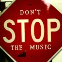 Cover of track Don't stop the music by HRK5