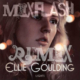 Cover of track Ellie Goulding - Lights Instumental (MIXxflash ReMIX) by Mixxflash