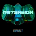 Cover of track Happiest Retension Mix by RetensionXV
