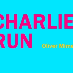 Cover of track Charlie Run by Oliver Mime