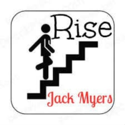 Cover of album Rise by Jack Myers Jr.
