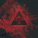 Cover of album HA†E the EP  by SKULL KID