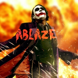 Cover of track Ablaze by Jack Myers Jr.