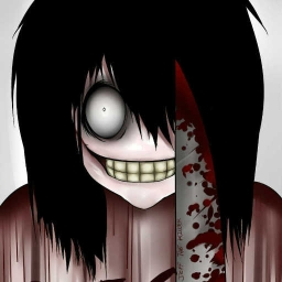 Cover of track GoTo Sleep  -Jeff The Killer by Mandalf Figanforth