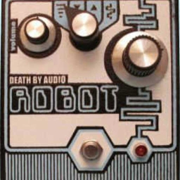Cover of track Rockin Robots by Frozenskull