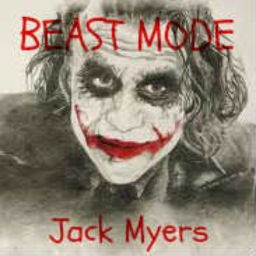 Cover of track Beast Mode by Jack Myers Jr.