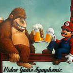 Cover of track Video Game Symphonic by May-Day
