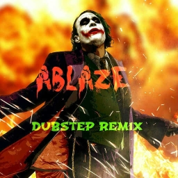 Cover of track Ablaze (Dubstep Remix) by Jack Myers Jr.
