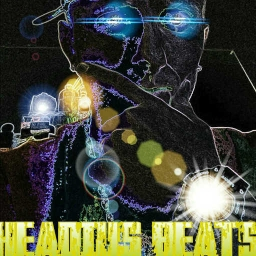 Cover of track GOD IN THE BOOTH by HEADIUS BEATS