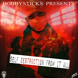Cover of track BULLETPROOF by Bobbysticks