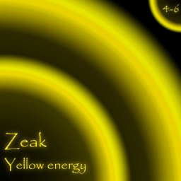 Cover of track Yellow energy by Zeak