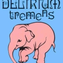 Cover of track Delirium Tremens by hertz