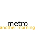 Cover of track another morning by metro