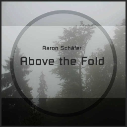 Cover of track Above-the-Fold by SCHXFER