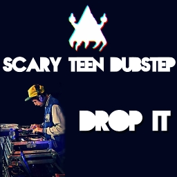 Cover of track Drop It by Scary Teen Trap Beatz