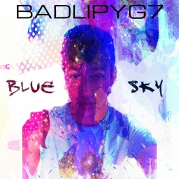 Cover of track #BLUESKY by Felipe Galvao