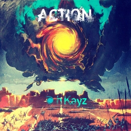 Cover of track Action by oh Kayz