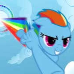 Cover of track Rainbow Dash the element of loyalty W.I.P by varnishy