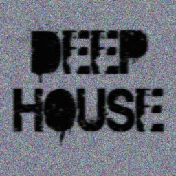 Cover of track Deep House by [    ]