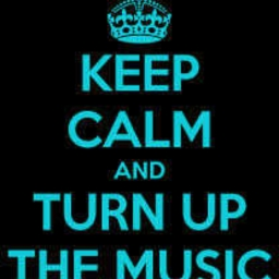 Cover of track Turn Up The Music by Berixor (Gone... For Now)