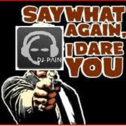 Cover of track say what again by DJ-PAIN