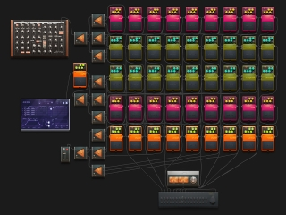 9-band Vocoder by Frigolito - Audiotool - Free Music Software - Make