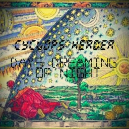 Cover of track Days Dreaming of Night by Cyclops Herder