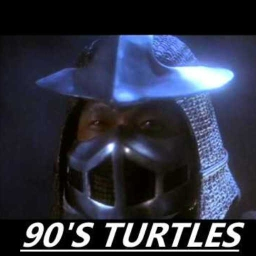 Cover of track 90's Turtle's by lewi astro