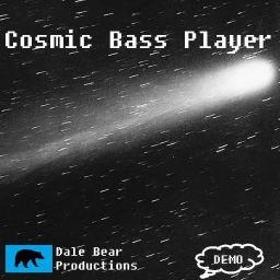Cover of track Cosmic Bass player by DJL0tad