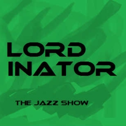 Cover of track The Jazz Show by ordinateur