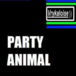 Cover of track Vrykaloise - Party Animal (REMIX CONTEST) DJ-PAIN by DJ-PAIN