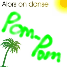 Cover of track Alors on danse (remix créole) by pom-pom